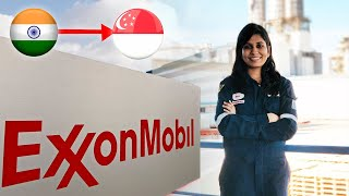 Work Culture in Singapore & Journey to ExxonMobil! Ft. Neha Agrawal