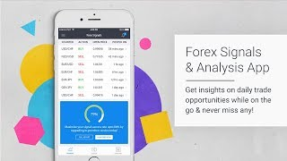 Forex Signals - This App includes Analysis [Free Live Forex Signals Daily]