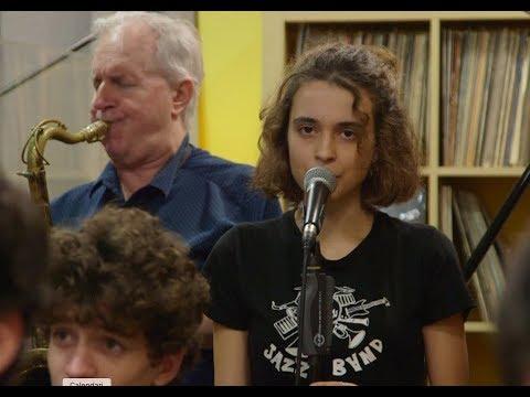 2018 SHINY STOCKINGS Joan Chamorro presenta Alba Armengou & Scott Hamilton & Sant Andreu Jazz Band