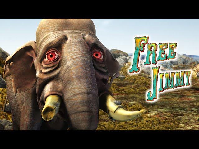 Free Jimmy (Sci-Fi Animationsfilm auf Deutsch, kompletter Film in voller Länge, Sci-Fi Komödie)