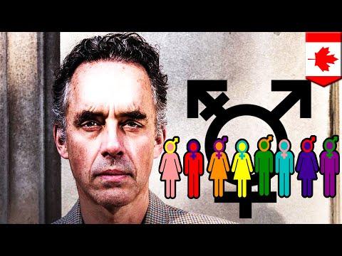 Jordan Peterson debate: Canada uni vilified TA for showing class gender pronoun debate - TomoNews