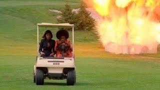 Top 10 Hilarious Movie Explosions