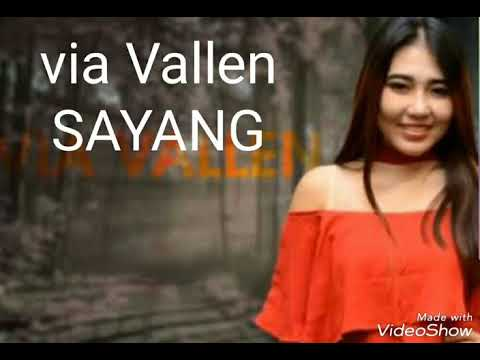 Via Vallen  SAYANG mp3