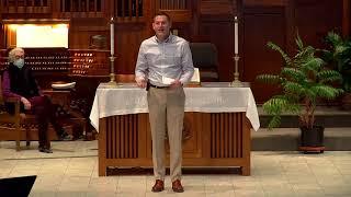 """Sermon 2.21.21 """"Too Scared!"""""""