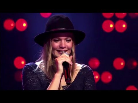 Janneken Stockman zingt 'Lay Me Down' (Sam Smith) | Blind Audition | The Voice van Vlaanderen | VTM