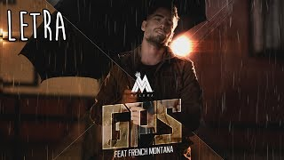 GPS (LETRA) l MALUMA ft. FRENCH MONTANA