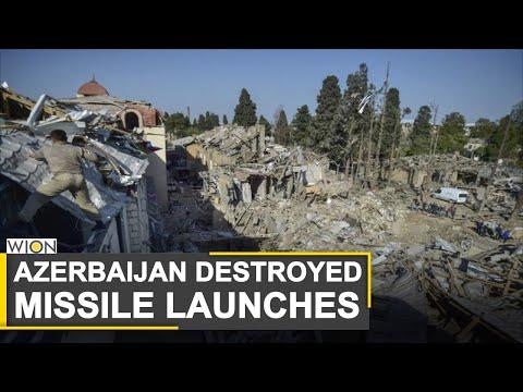 Armenia-Azerbaijan Conflict   Azerbaijan strikes inside Armenia   World News   WION News