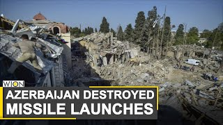 Armenia-Azerbaijan Conflict | Azerbaijan strikes inside Armenia | World News | WION News