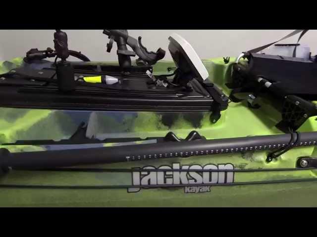 BMJ FISHING: 2015 Jackson Kayak Cuda 12 (New Kayak!)