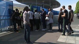 Euro 2016: les supporters pourront-ils se rendre au stade de France?