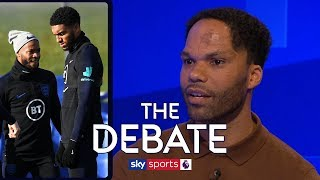 What impact will Joe Gomez & Raheem Sterling's bust-up have on England?  | The Debate