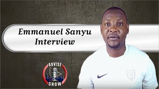 Emmanuel Sanyu Speaks On Fearful African Leaders, Paying Taxes To France & Voter Fraud