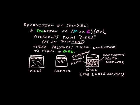 Solgel 1 - Part 1 (Updated!)