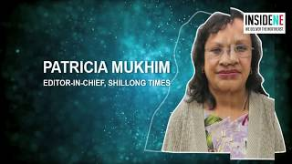 Patricia Mukhim of The Shillong Times | Speaker | INSIDENE Youth Conclave 2019