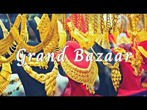 Gold, Carpet and Replica Shops | Grand Bazaar Istanbul 2020