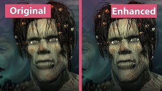 4K | Planescape Torment – Original vs. Enhanced Edition Graphics Comparison