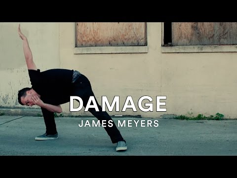 James Meyers - Damage | Animated J Choreography | Dance Stories