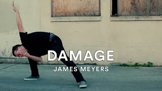 James Meyers - Damage | Animated J Choreography | Dance Video