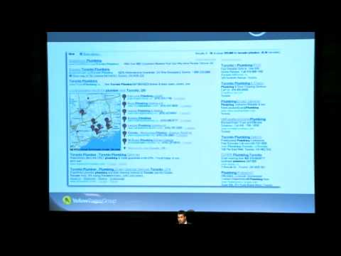 Yellowpages ,The Power of Online Marketing - Webinar  - Tracy Smith - Toronto