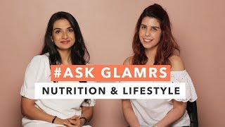 Lifestyle & pcos | glamrs q&a ...