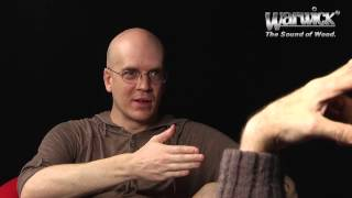 FRAMUS & WARWICK Artists Face to Face - 8/2 - Devin Townsend and Jonas Hellborg