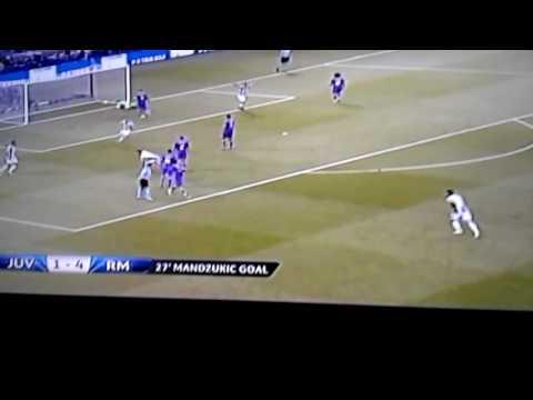 Best goal mandzukic in UEFA cup