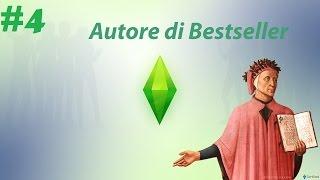 The Sims 4 - Aspirazione Autore di Bestseller Parte 4 - Niente Bestseller