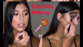 MY EVERYDAY MAKEUP ROUTINE ;) | Shabi's Vlog EP004