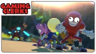 Sonic Boom #2 | Gotta go Sprungbrett!! | GamingClerks Live