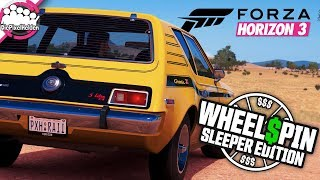 FORZA HORIZON 3 - WHEELSPIN - Sleeper Edition - Forza Horizon 3 MULTIPLAYER