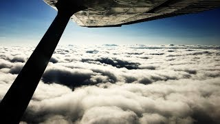 VFR out - IFR in | Rapidly Changing Weather | IFR Approach