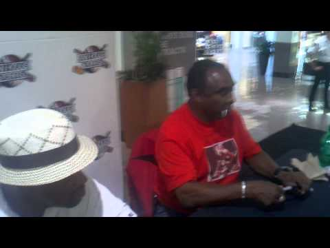 Mike Rozier & Irving Fryar part 1