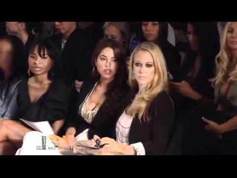 Day Two Of New York Fashion Week With Brittany Binger
