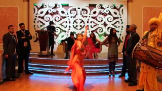 INDIAN WEDDING HARLEM SHAKE!