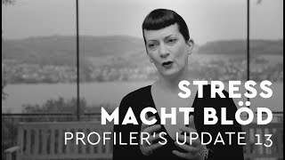 Stress macht blöd - Profiler's Update 13