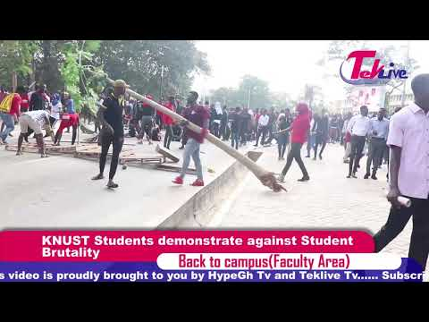 Knust Demonstration full video