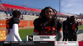 Reese's Senior Bowl Practice : American Team | Jan 28,2021