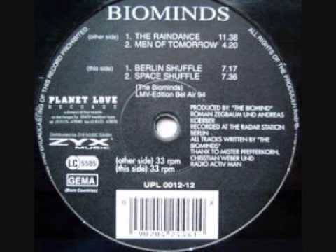 Biominds - Men Of Tomorrow