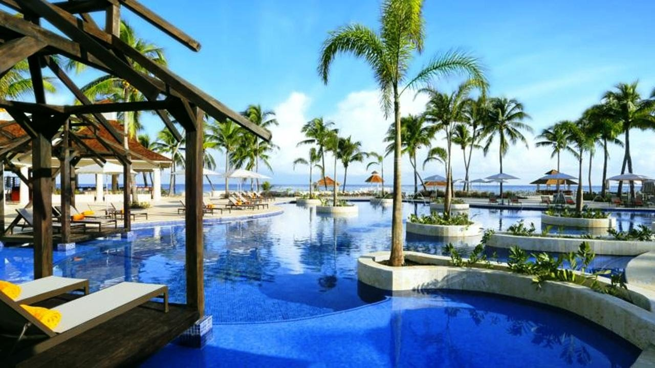 Hyatt ziva rose hall all inclusive montego bay caribbean islands jamaica 5 stars hotel youtube