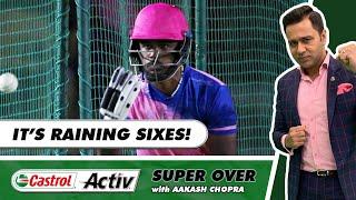 SAMSON & ARCHER rattle CHENNAI!   Castrol Activ Super Over with Aakash Chopra