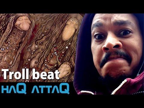 Troll beat │ Tera Synth and Propellerhead Rebirth - haQ attaQ 13