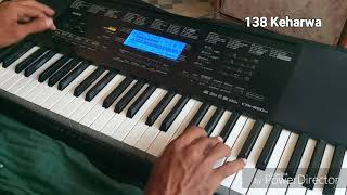 08f17144ced Musica Casio CTK-860IN Indian Keyboard-61 Keys with Adapter +Bag ...