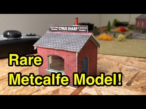 Railway Modeller Exclusive Metcalfe Building!