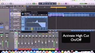 Logic Pro X Tutorial - Adding Drake Noah 40 Effect (Sweeping Effect) Tutorial