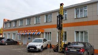 Строительная выставка в Великом Новгороде, октябрь 2017