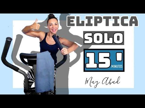 0353★ ELIPTICA 3: sesion corta 15 min