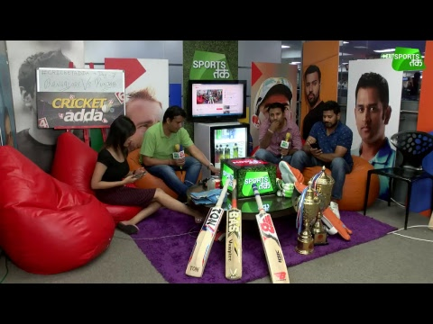 #CricketADDA, Day 7: Punjab VS Bangalore | Sports Tak