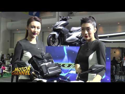 Suzuki / Yamaha มหกรรมยานยนต์ ครั้งที่ 33 Motor Expo 2016