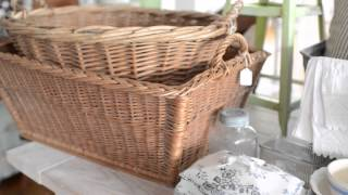 Antique Haul - Shopping for the Lucketts Spring Market