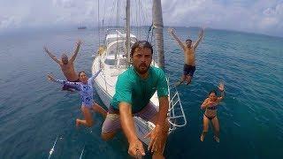 Tudo que é bom dura pouco... - Unforgettable Sailing (Ep.72)